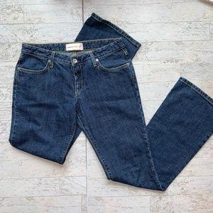 Anthro Paper & Cloth Denim Jeans Bootcut Mod -2
